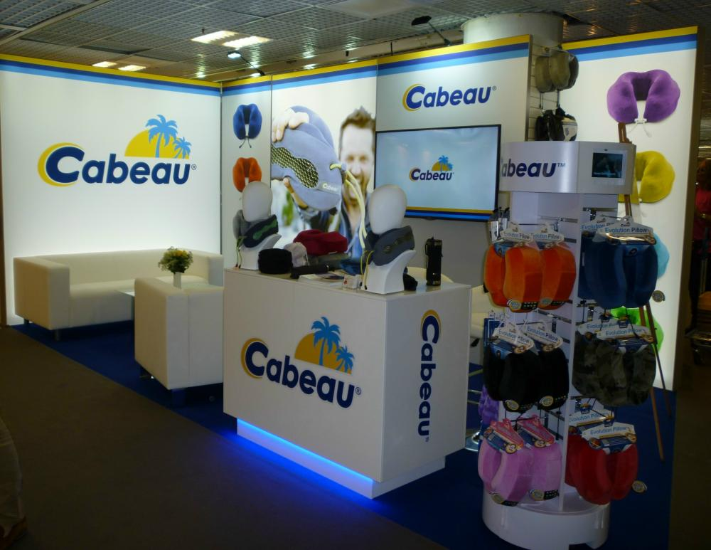 Cabeau - TFWA - Cannes, France
