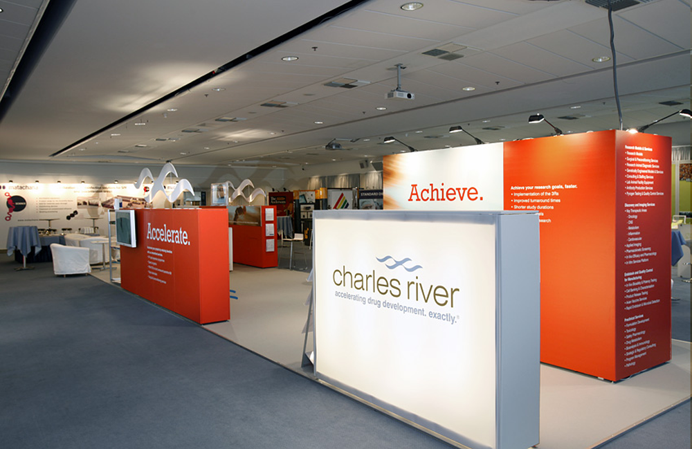 Charles River Laboratories | Global Exhibit Management
