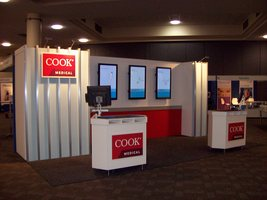Cook Medical  | Global Exhibit Management