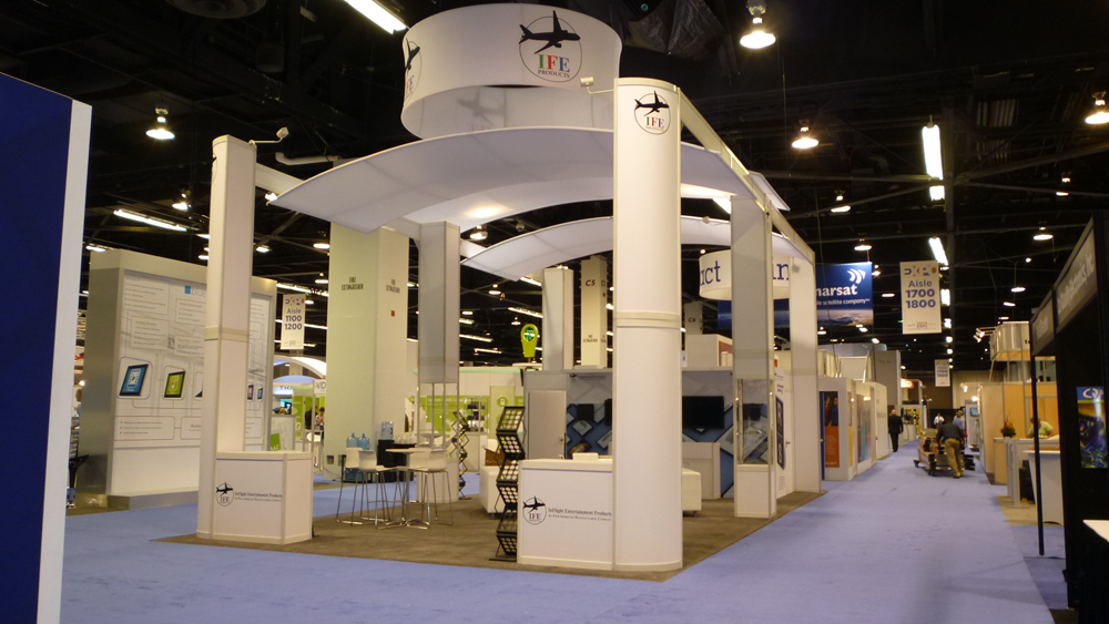InFlight Entertainment Products | Global Exhibit Management