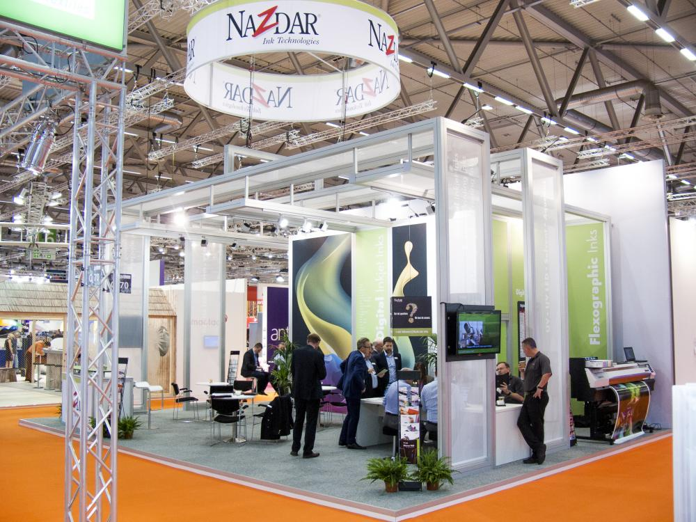 Nazdar - FESPA Digital- Köln, Germany