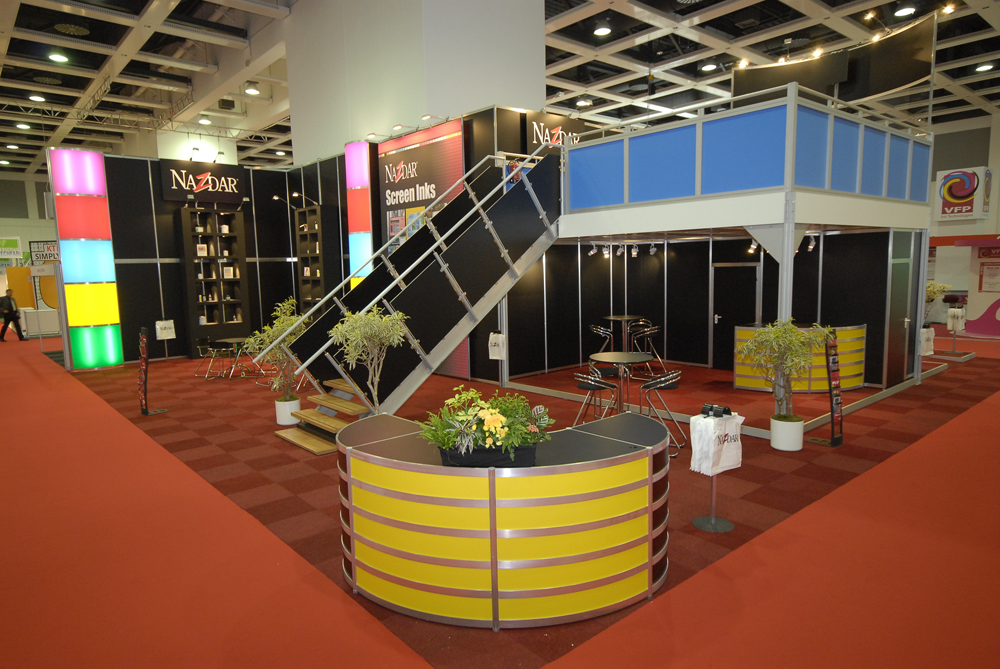 Nazdar  | Global Exhibit Management