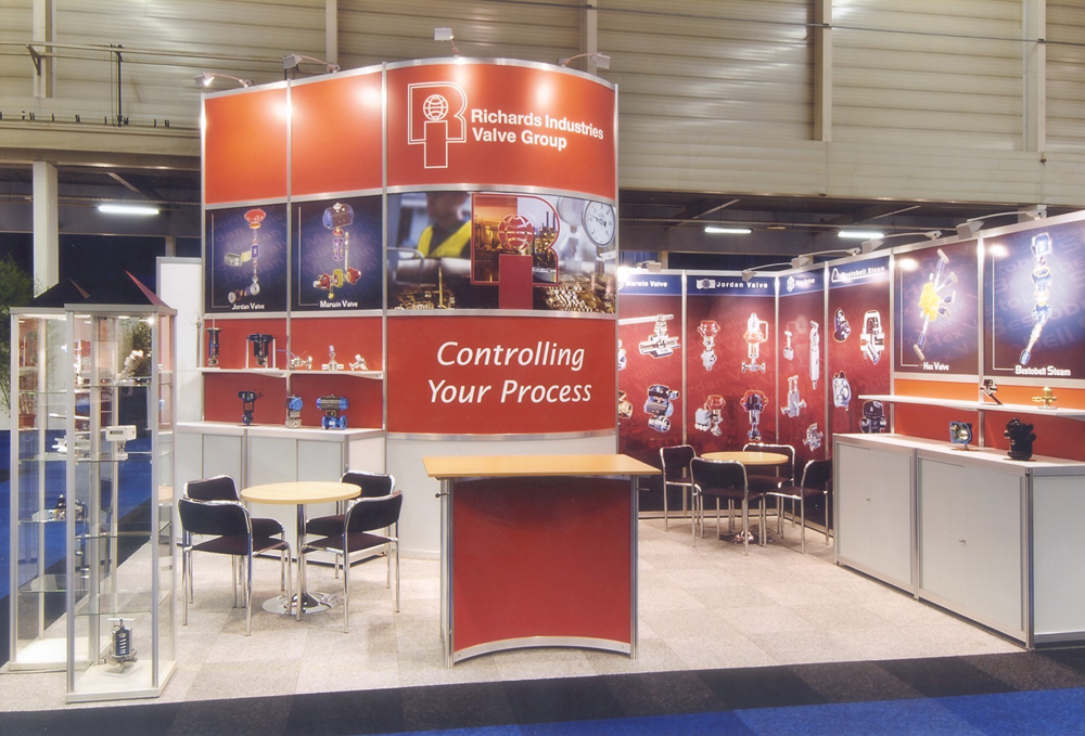 Richards Industries | Global Exhibit Management