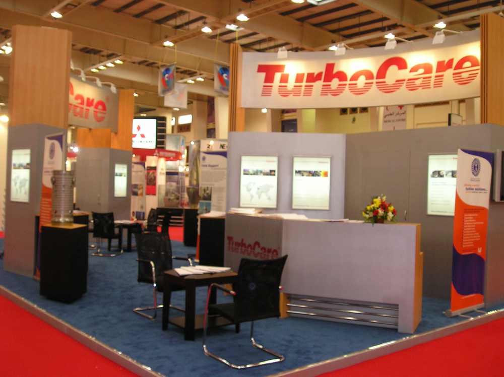 TurboCare  | Global Exhibit Management