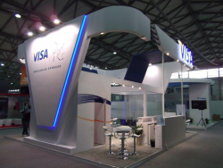VISA Booth